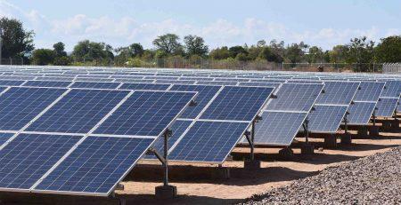 solar power for Likoma