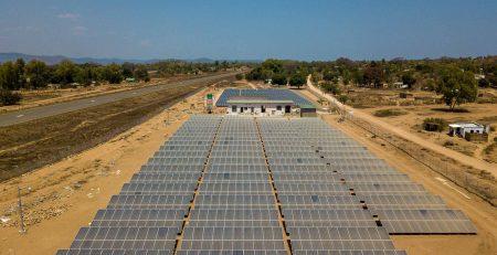 A Mini-grid at Likoma