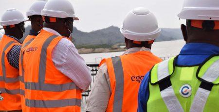 Minister of energy visit Tedzani
