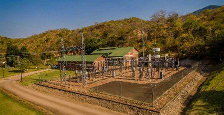 Wovwe Power Station