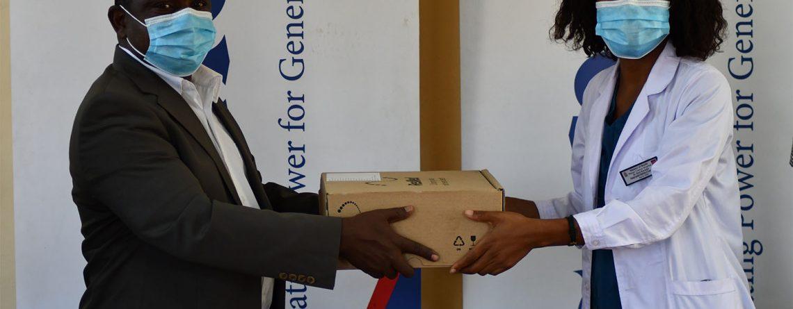 ovid-19 Mzuzu donation